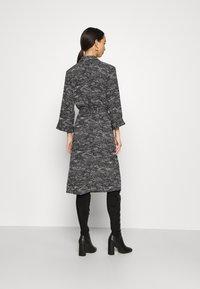 Monki - ANDIE DRESS - Day dress - black landscape - 2