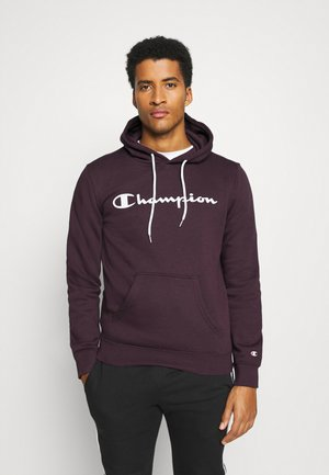 LEGACY HOODED - Hoodie - dark purple