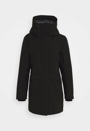 CAJSA - Winter coat - black