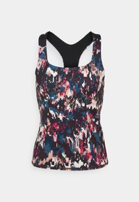 Sweaty Betty - SUPER SCULPT YOGA - Top - blue - 0