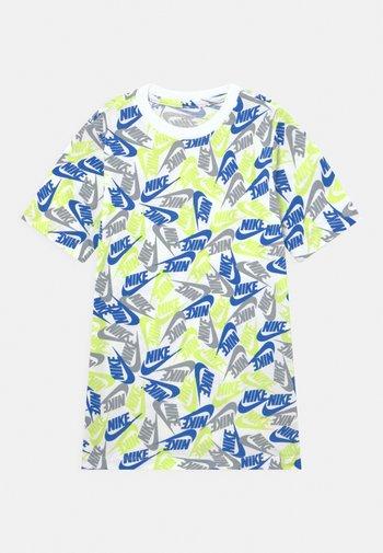 TEE FUTURA - T-Shirt print - white