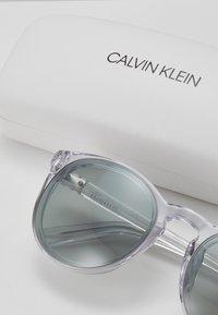 Calvin Klein - Sunglasses - transparent - 3