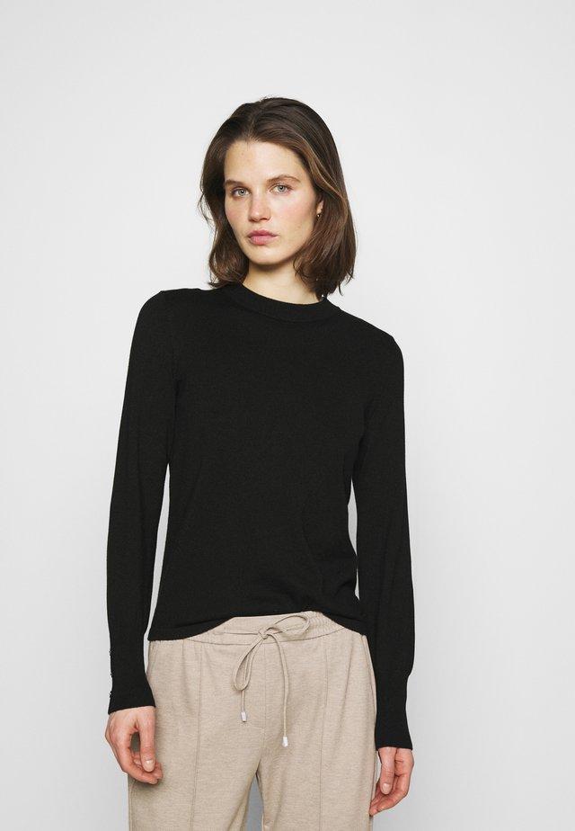PIFKA - Sweter - black