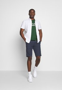 Pier One - OSAKA TEE - Print T-shirt - green - 1