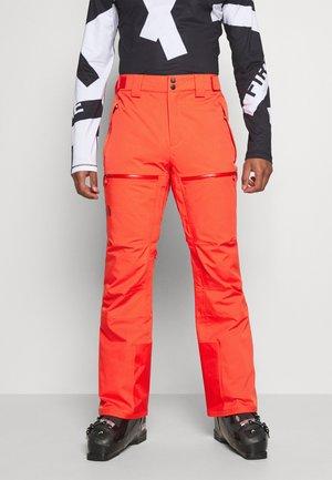 CHAKAL PANT - Spodnie narciarskie - flare