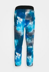 Mennace - TIE DYE UNISEX - Tracksuit bottoms - blue - 7