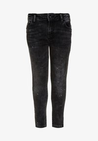 Cars Jeans - KIDS DUST - Jeans Skinny Fit - black - 0