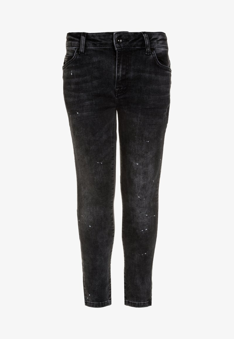 Cars Jeans - KIDS DUST - Jeans Skinny Fit - black