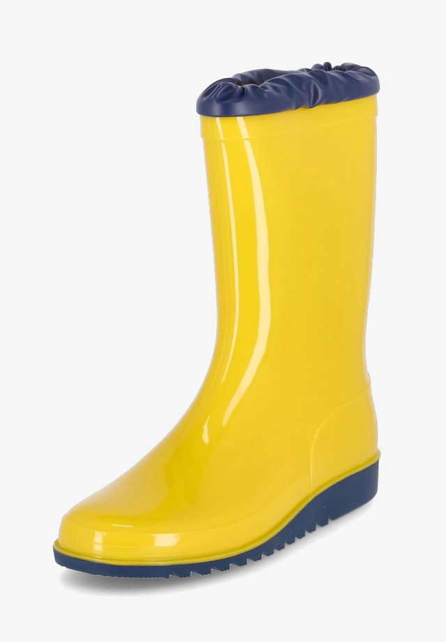 Wellies - gelb