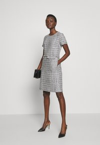 HUGO - KORINI - Shift dress - natural - 1
