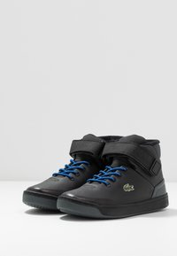 Lacoste - EXPLORATEUR THERMO - Sneakers high - black - 2