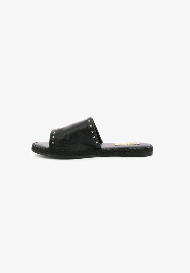 ROPLINE - Sandales de bain - noir