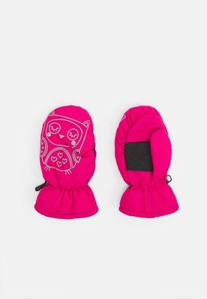 UNISEX - Mittens - pink