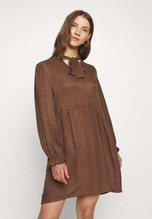 Day dress - ibiza brown