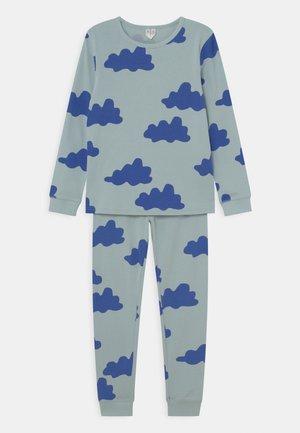 UNISEX - Pyjama set - turquoise