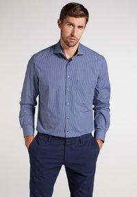 Eterna - COMFORT FIT - Shirt - marine - 0