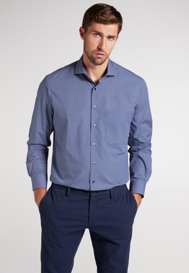 Eterna - COMFORT FIT - Shirt - marine