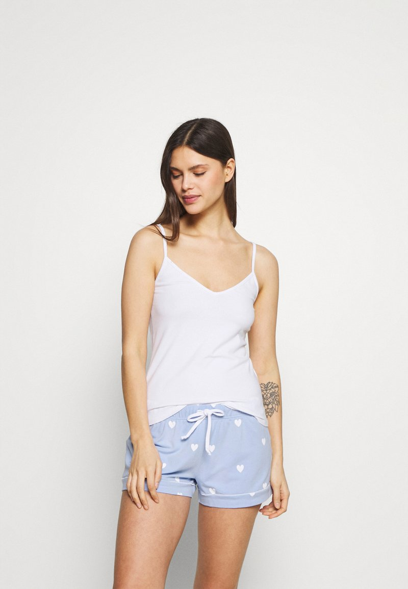 Anna Field - Pyjama - white/blue