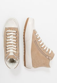 Candice Cooper - PLUS - Sneakers high - panna - 3
