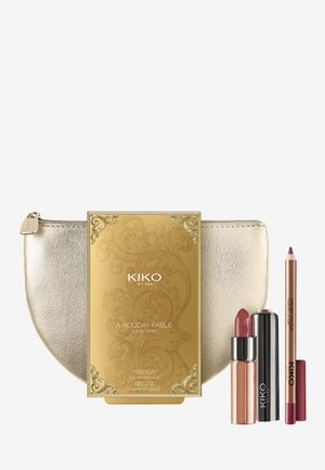 A HOLIDAY FABLE CLASSIC LIP KIT - Makeup set - 01 prêt-à-porter brown