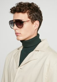 Carrera - Sluneční brýle - dark havana - 1