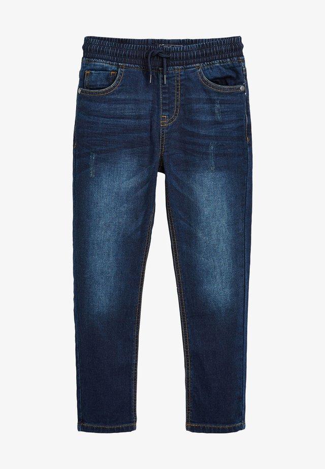 VINTAGE - Slim fit jeans - mottled blue