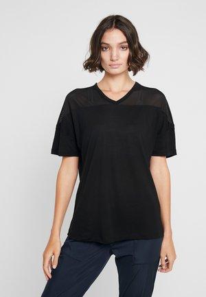 TEE - Camiseta básica - black