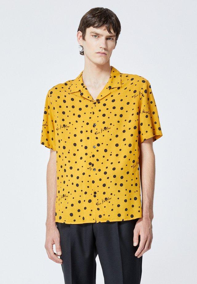 Koszula - yellow black