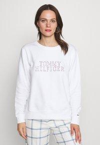 Tommy Hilfiger - CHRISTA - Sweatshirt - white - 0