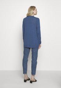 Esprit - UTILITY FINE - Cardigan - grey blue - 2