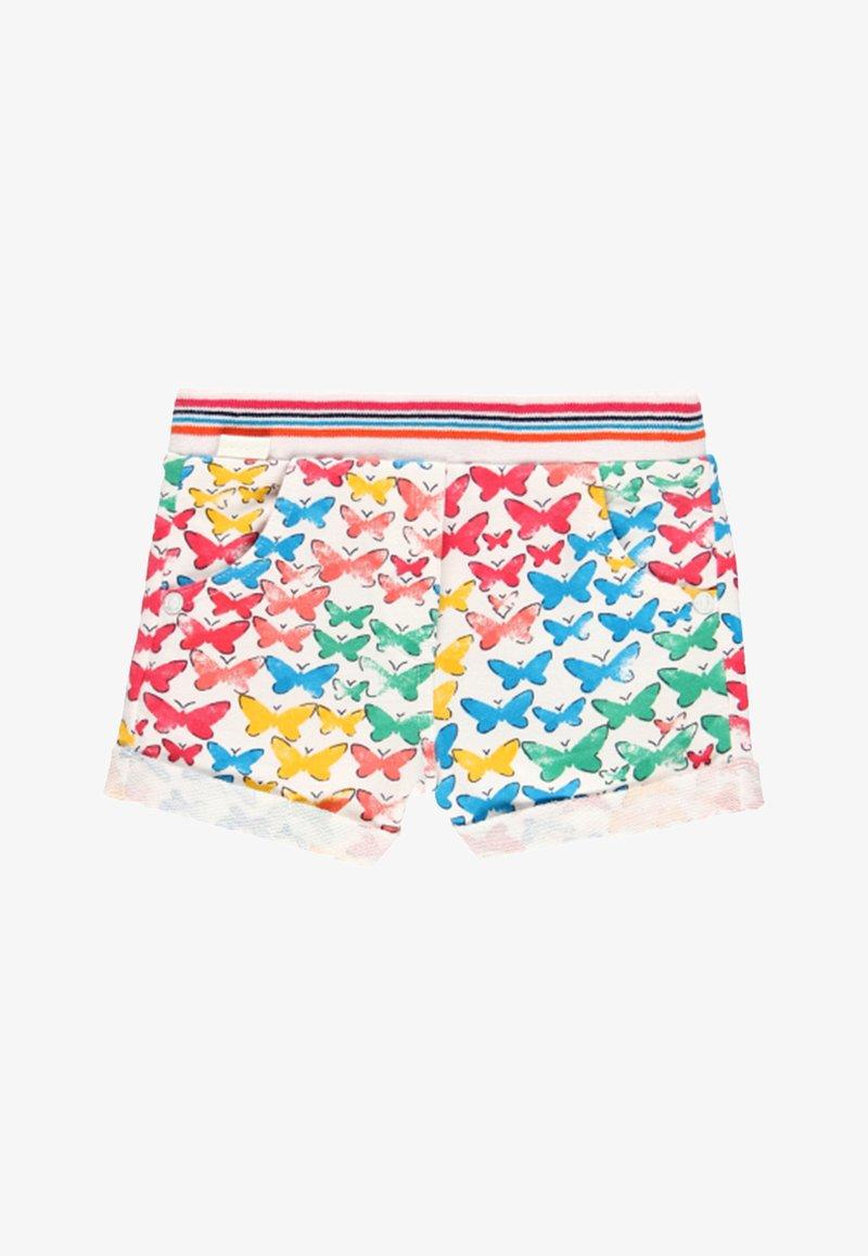 Boboli - Shorts - white/red
