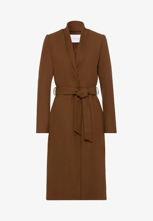 DOUBLE COLLAR COAT - Manteau classique - gingerbread