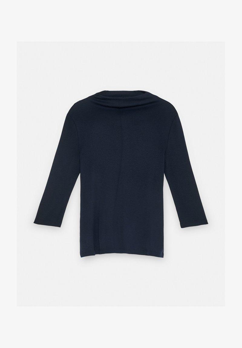 someday. - Long sleeved top - dark blue