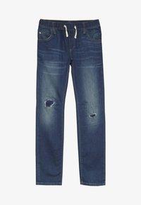 GAP - BOY DESTROY - Slim fit jeans - blue denim - 3
