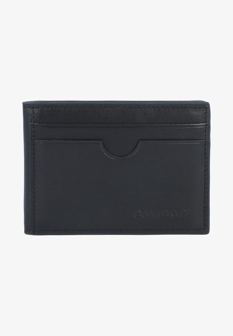 DAVIDOFF - Business card holder - black