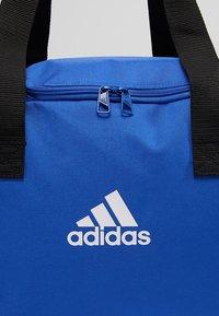 adidas Performance - Sports bag - bold blue/white - 7