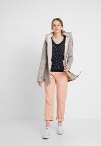 Ragwear - DELICIOUS - Long sleeved top - black - 1