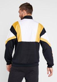 Hummel - HMLDRACO HALF ZIP - Sweatshirt - black - 2