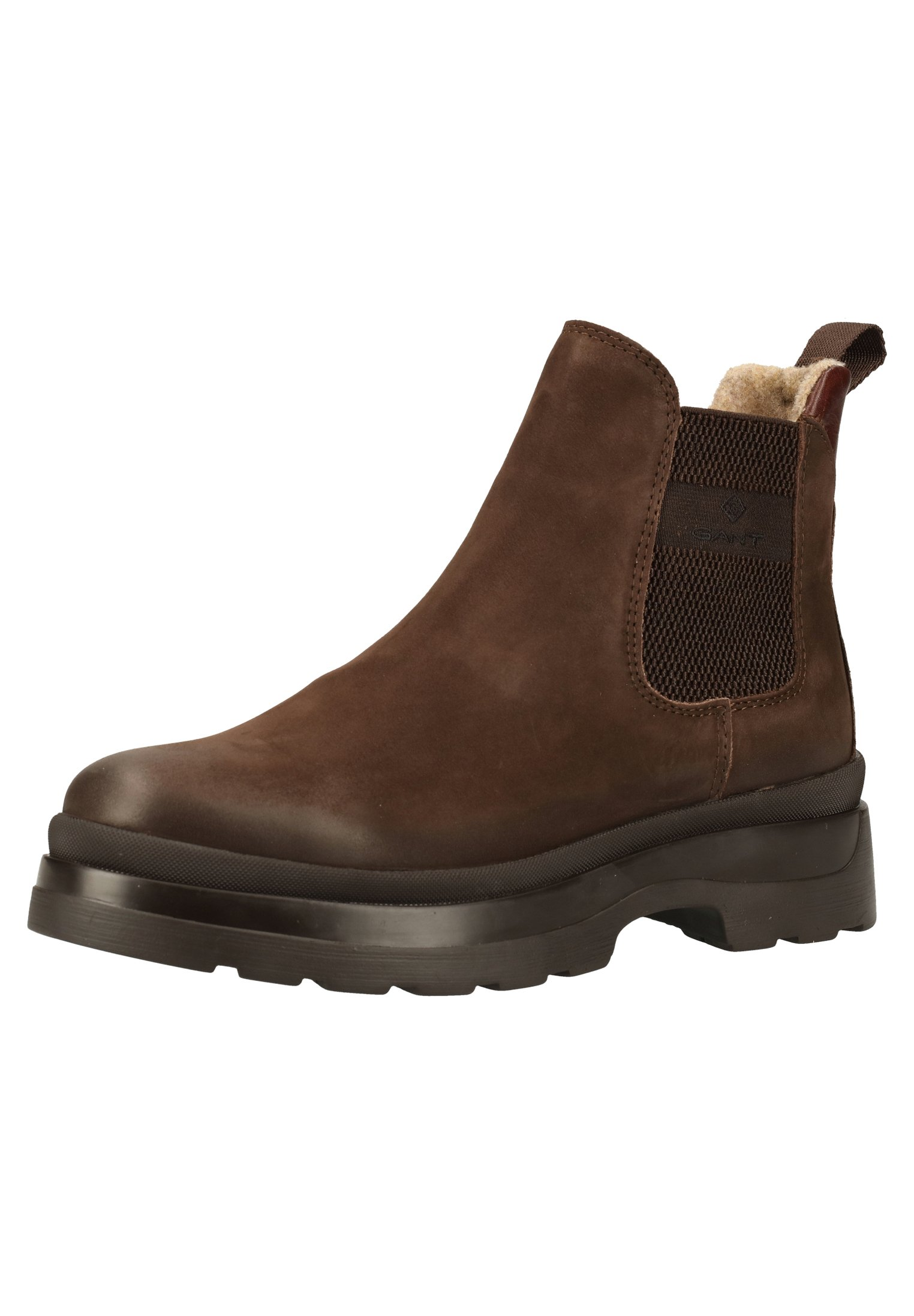 Gant Ankle Boot - Dark Brown G/dunkelbraun