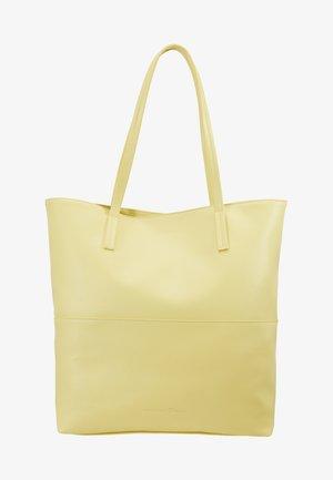 VALENCIA - Tote bag - yellow