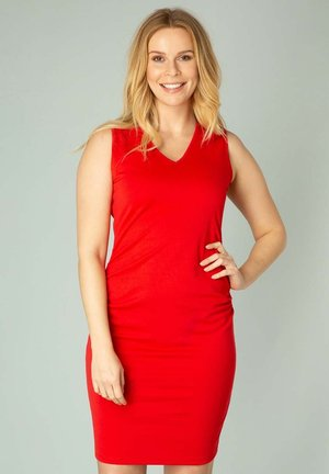 ONE PIECES NOVA - Etui-jurk - red
