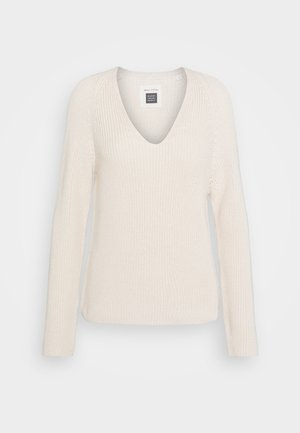 LONG SLEEVE - Trui - natural white