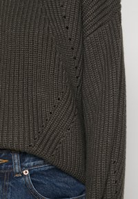 New Look Petite - FASHIONED JUMPER - Svetr - mid grey - 5