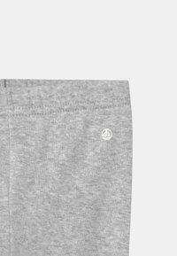 Petit Bateau - 2 PACK UNISEX - Leggings - Trousers - white/grey/multi coloured - 3