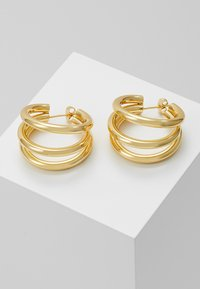 PDPAOLA - TRUE EARRINGS - Boucles d'oreilles - gold-coloured - 0