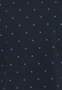 Scotch & Soda - CLASSIC PATTERNED CREWNECK - Print T-shirt - dark blue - 2