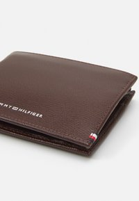 Tommy Hilfiger - BUSINESS FLAP AND COIN - Portemonnee - black - 3
