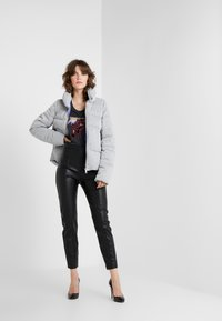 Pinko - MORSICARE - Print T-shirt - black - 1