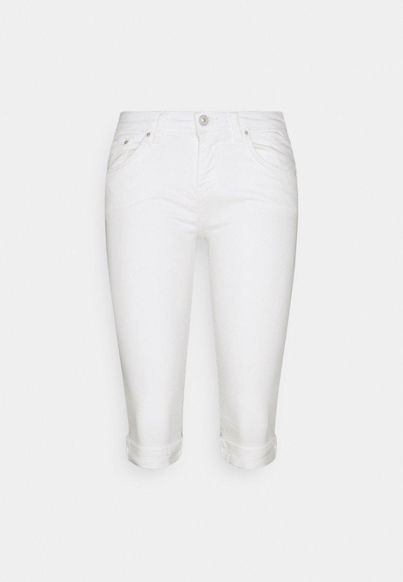 LTB - JODY - Denim shorts - off white wash