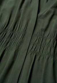 Mango - ROBE - Korte jurk - vert foncé - 6